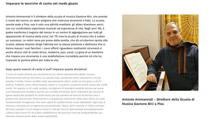 Articolo ProntoPro
